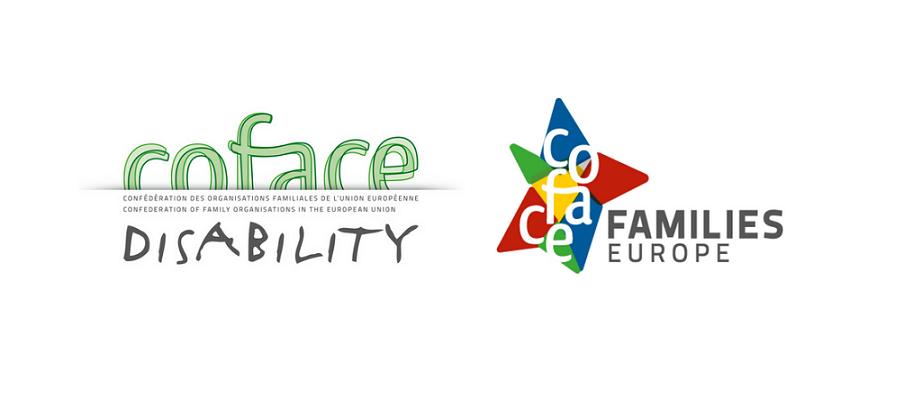 Logo COFACE-EU et COFACE-EU handicap